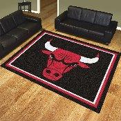 NBA - Chicago Bulls 8'x10' Rug