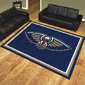 NBA - New Orleans Pelicans 8'x10' Rug