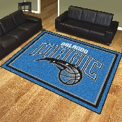 NBA - Orlando Magic 8'x10' Rug