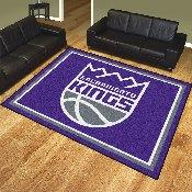 NBA - Sacramento Kings 8'x10' Rug