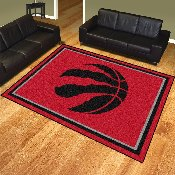 NBA - Toronto Raptors 8'x10' Rug