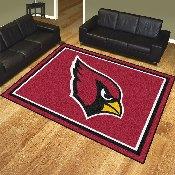 NFL - Arizona Cardinals 8'x10' Rug