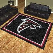 NFL - Atlanta Falcons 8'x10' Rug