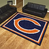 NFL - Chicago Bears 8'x10' Rug