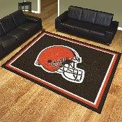 NFL - Cleveland Browns 8'x10' Rug