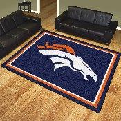 NFL - Denver Broncos 8'x10' Rug
