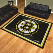 NHL - Boston Bruins 8'x10' Rug