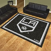 NHL - Los Angeles Kings 8'x10' Rug