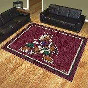NHL - Arizona Coyotes 8'x10' Rug