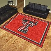 Texas Tech 8'x10' Rug