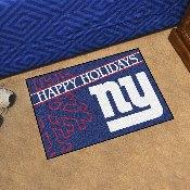 NFL - Minnesota Vikings Starter Mat - Happy Holidays 19