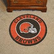 NFL - Cleveland Browns Roundel Mat