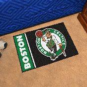 NBA - Boston Celtics Uniform Inspired Starter Rug 19x30