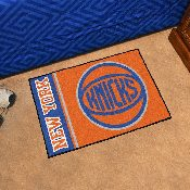 NBA - New York Knicks Uniform Inspired Starter Rug 19x30