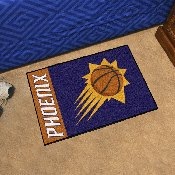 NBA - Phoenix Suns Uniform Inspired Starter Rug 19x30