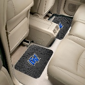 Grand Valley State Backseat Utility Mats 2 Pack 14x17