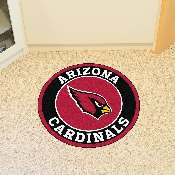 NFL - Arizona Cardinals Roundel Mat