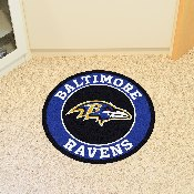 NFL - Baltimore Ravens Roundel Mat