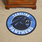 NFL - Carolina Panthers Roundel Mat