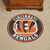 NFL - Cincinnati Bengals Roundel Mat