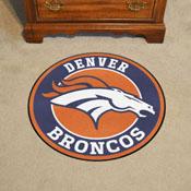 NFL - Denver Broncos Roundel Mat