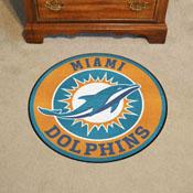 NFL - Miami Dolphins Roundel Mat