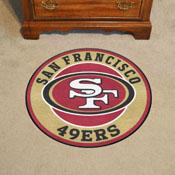 NFL - San Francisco 49ers Roundel Mat