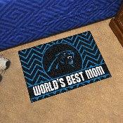NFL - Carolina Panthers Starter Mat - World's Best Mom 19