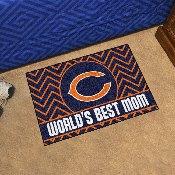 NFL - Chicago Bears Starter Mat - World's Best Mom 19