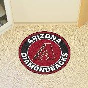 MLB - Arizona Diamondbacks Roundel Mat