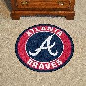 MLB - Atlanta Braves Roundel Mat