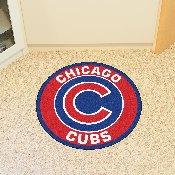 MLB - Chicago Cubs Roundel Mat