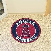 MLB - Los Angeles Angels Roundel Mat