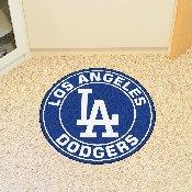 MLB - Los Angeles Dodgers Roundel Mat