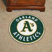 MLB - Oakland Athletics Roundel Mat