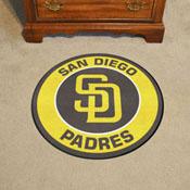 MLB - San Diego Padres Roundel Mat