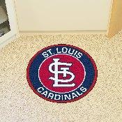 MLB - St Louis Cardinals Roundel Mat