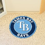 MLB - Tampa Bay Rays Roundel Mat