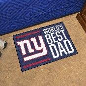 NFL - Minnesota Vikings Starter Mat - World's Best Dad 19