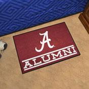 University of Alabama Alumni Starter Mat 19
