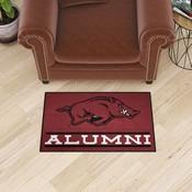 University of Arkansas Alumni Starter Mat 19