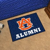 Auburn University Alumni Starter Mat 19