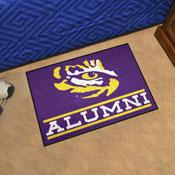 Louisiana State University Alumni Starter Mat 19