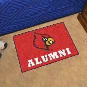 University of Louisville Alumni Starter Mat 19