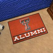 Texas Tech University Alumni Starter Mat 19