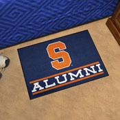 Syracuse University Alumni Starter Mat 19