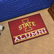 Iowa State University Alumni Starter Mat 19