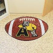 Adrian Football Rug 20.5x32.5