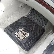 Adrian Heavy Duty 2-Piece Vinyl Car Mats 17x27