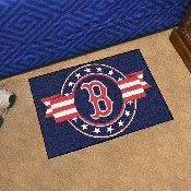 MLB - Boston Red Sox Starter Mat - MLB Patriotic 19